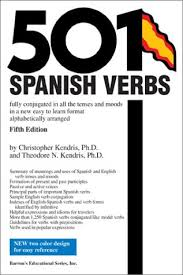 501 spanish verbs cover